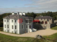 爱尔兰4卧3卫的房产