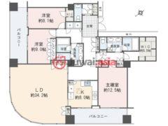 居外网在售日本Roppongi的房产