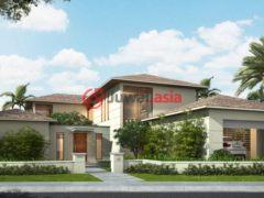 居外网在售越南5卧5卫的新建房产总占地965平方米