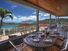 居外网在售美属维京群岛St. John4卧4卫的房产总占地4978平方米USD 4,149,000