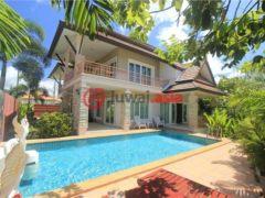 居外网在售泰国普吉3卧3卫的房产总占地350平方米USD 542,857