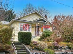 居外网在售美国西雅图3卧2卫的房产总占地465平方米USD 705,000