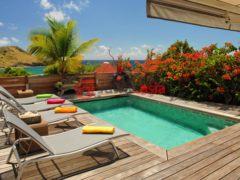 圣巴泰勒米岛2卧3卫的房产