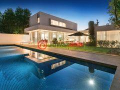 澳洲墨尔本4卧3卫的房产