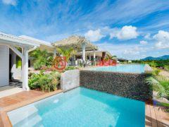 圣马丁岛4卧4卫的房产
