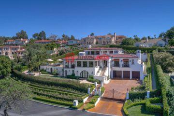 居外网在售美国派洛斯福德庄园5卧3卫的房产总占地1998平方米USD 7,200,000