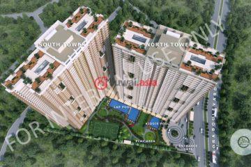 居外网在售菲律宾2卧1卫新开发的房产总占地42平方米PHP 3,400,000