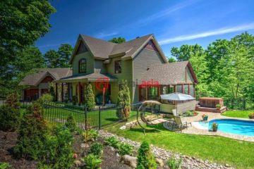 加拿大房产房价_魁北克房产房价_Saint-Sauveur房产房价_居外网在售加拿大Saint-Sauveur4卧3卫特别设计建筑的房产总占地5578平方米CAD 1,250,000
