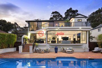 澳洲房产房价_新南威尔士州房产房价_居外网在售澳洲10卧9卫局部整修过的房产总占地1212平方米