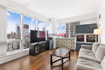 美国房产房价_纽约州房产房价_曼哈顿房产房价_居外网在售美国曼哈顿1卧1卫曾经整修过的房产总占地69平方米USD 1,399,000