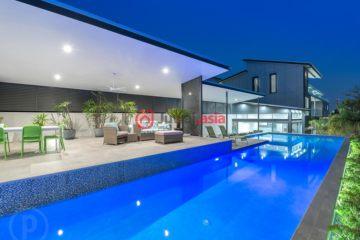 居外网在售澳大利亚5卧7卫的房产总占地1533平方米