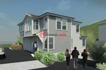 居外网在售新西兰3卧2卫新开发的房产总占地147平方米NZD 970,000