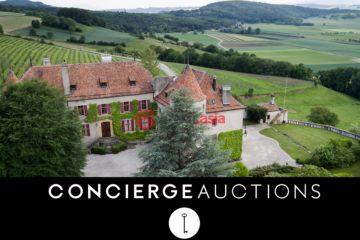 居外网在售瑞士洛桑14卧的房产总占地9平方米