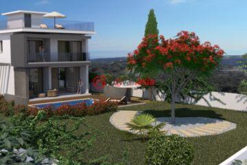 塞浦路斯帕福斯3卧3卫新开发的房产