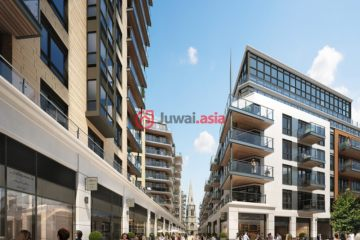 居外网在售英国特别设计建筑的新建房产GBP 999,950起