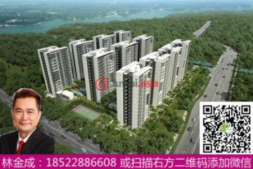 西北省房产房价_新加坡房产房价_居外网在售新加坡3卧2卫新开发的房产总占地74平方米SGD 842,000