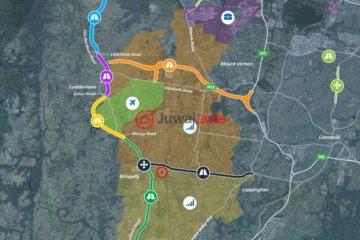 居外网在售澳大利亚BringellyAUD 5,888,888总占地21088平方米的土地
