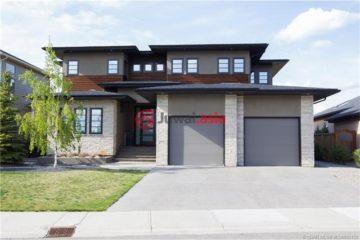 居外网在售加拿大莱思布里奇6卧5卫的房产总占地729平方米CAD 995,000