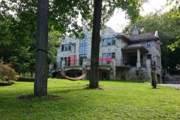 加拿大房产房价_魁北克房产房价_Senneville房产房价_居外网在售加拿大Senneville7卧5卫特别设计建筑的房产总占地9805平方米USD 2,588,000