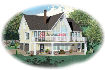 加拿大Spaniard's Bay2卧2卫新开发的房产