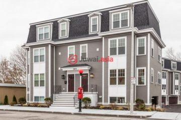 美国波士顿3卧3卫新开发的房产