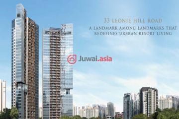 中星加坡房产房价_新加坡房产房价_居外网在售新加坡1卧1卫新开发的房产总占地47平方米SGD 1,350,000