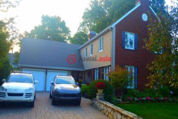 居外网在售加拿大Beaconsfield6卧3卫的房产总占地813平方米USD 998,000