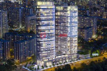 居外网在售加拿大1卧1卫新房的房产总占地51平方米CAD 374,000