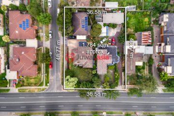居外网在售澳大利亚12卧6卫的房产总占地1784平方米