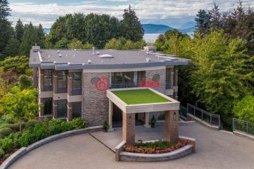 加拿大房产房价_不列颠哥伦比亚省房产房价_温哥华房产房价_居外网在售加拿大温哥华6卧8卫新房的房产总占地2787平方米CAD 24,800,000