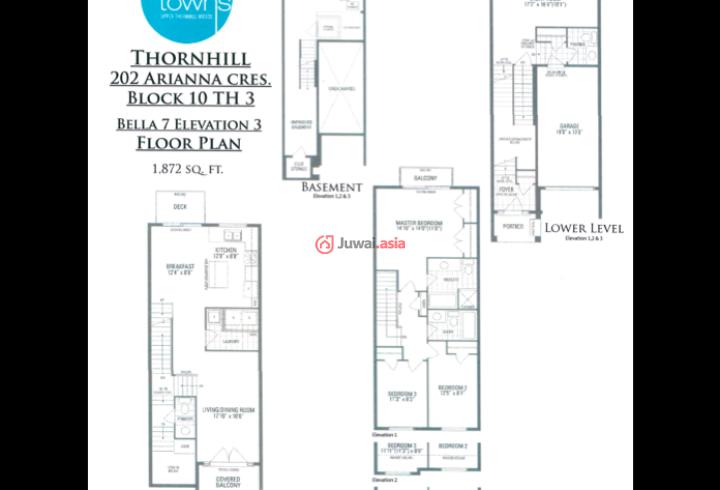 加拿大安大略省旺市的房产,编号37935026