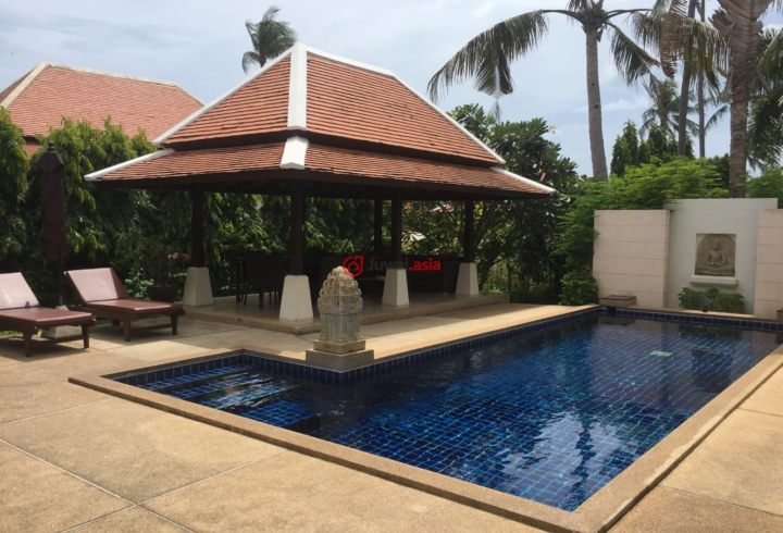 泰国素叻府苏梅岛的房产,plumeria place,编号31648535