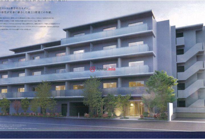 日本东京的房产,1丁目15-3,编号35436213