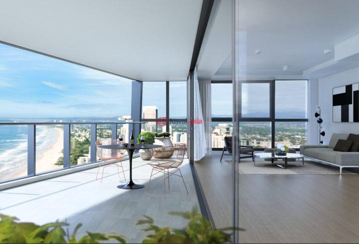 澳大利亚昆士兰黄金海岸的新建房产,Corner Wharf Road and Old Burleigh Road,编号25644194