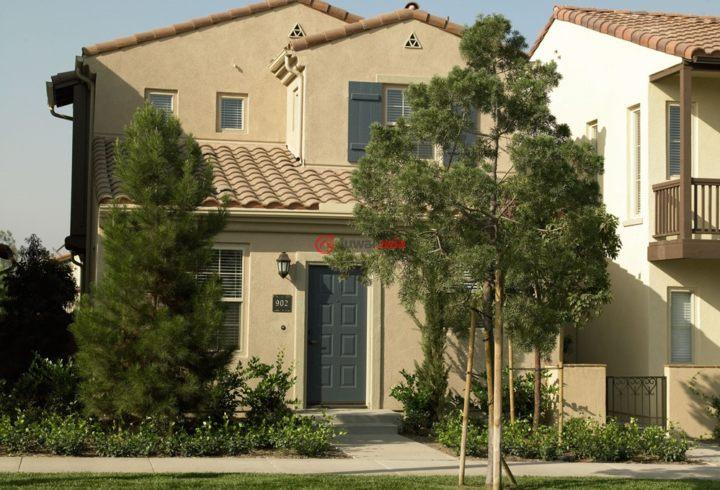 美国加州尔湾的新建房产,编号25180131