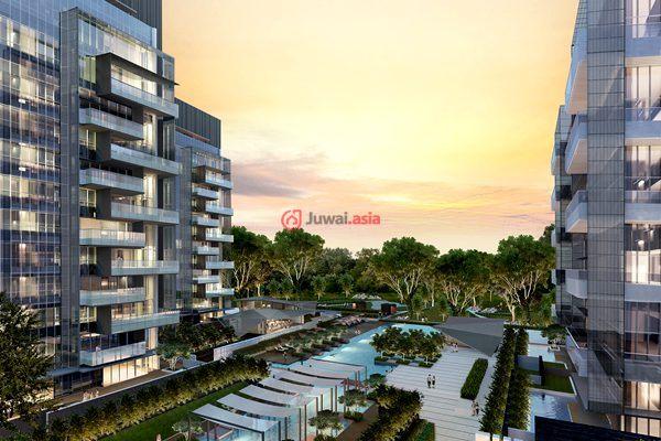 新加坡中星加坡新加坡的房产,18 Leedon Heights,编号33395258
