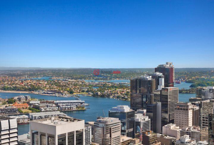 U乐国际娱乐新南威尔士州悉尼的房产,ANZ Tower, 163 Castlereagh Street,编号27276070