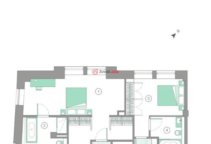 英国英格兰伦敦的房产,Sherwood Street,编号36010827