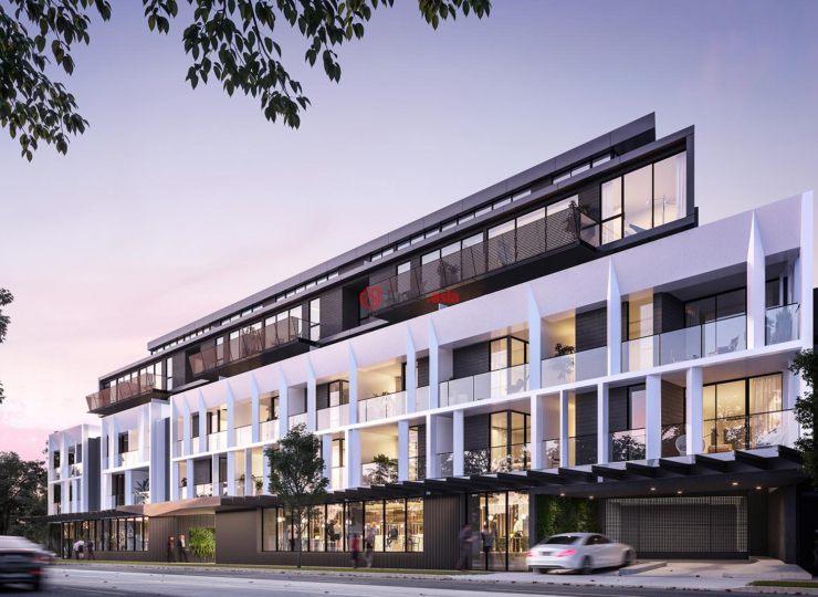 澳大利亚的新建房产,1240 Glen Huntly Road,编号31235297