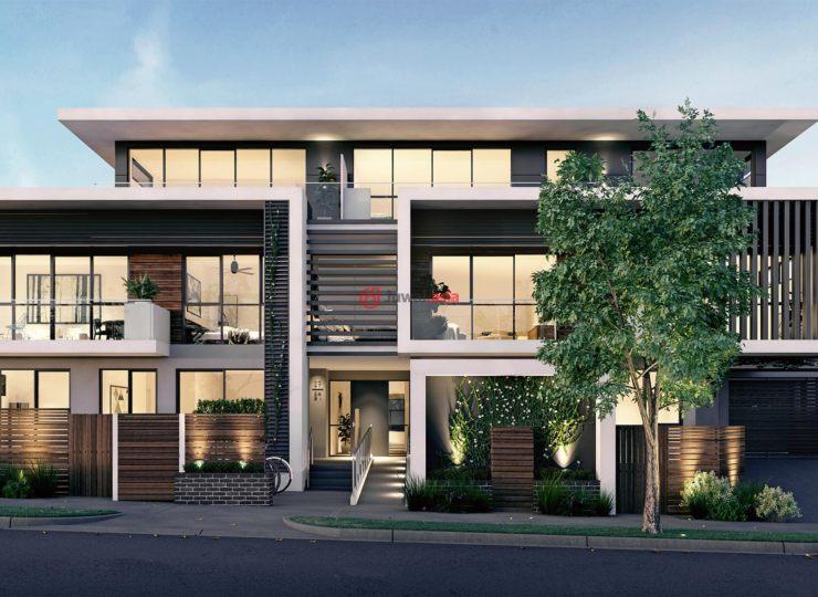 澳大利亚维多利亚州墨尔本的房产,20 Canterbury Road,编号19342468